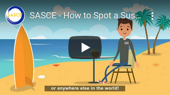How to Spot a Suspicious Object?